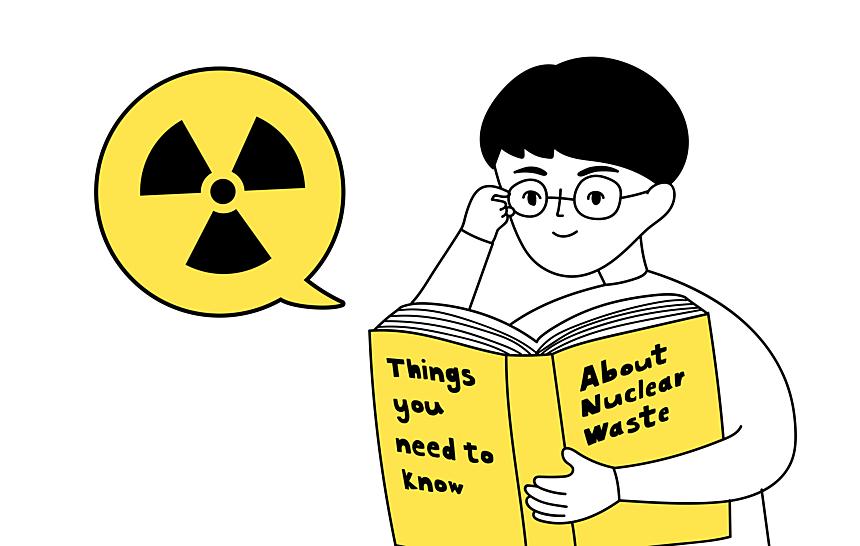 核廢大事紀